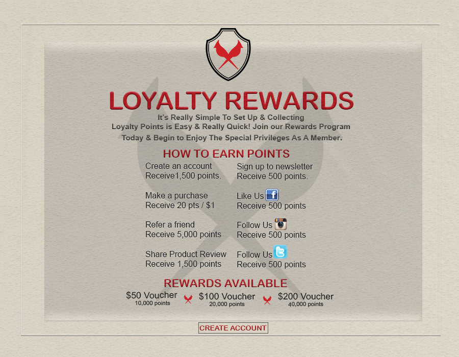 Rewards Loyalty Program made simple | Free & Easy to sign Up