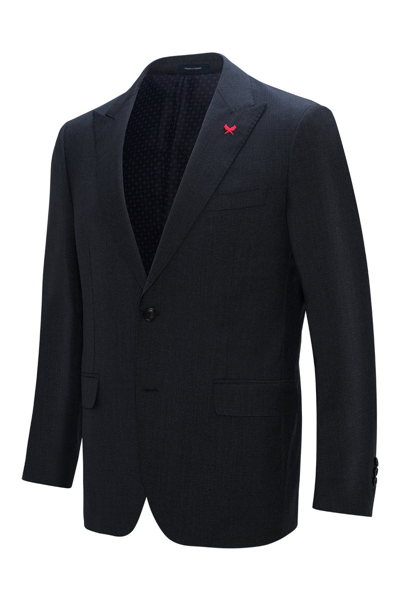 Charcoal Watson Modern Fit Wool Suit - Suits - Cardinal of Canada-CA - Charcoal Watson Modern Fit Wool Suit - Cardinal of Canada-US