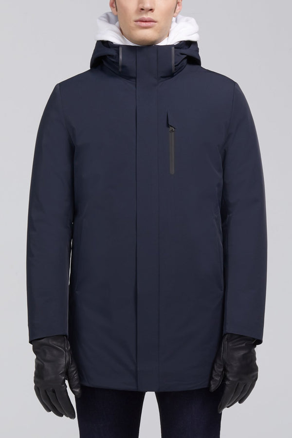 Micah Downfill Coat - Navy - Down Jackets - Cardinal of Canada-CA - Micah Downfill Coat - Navy