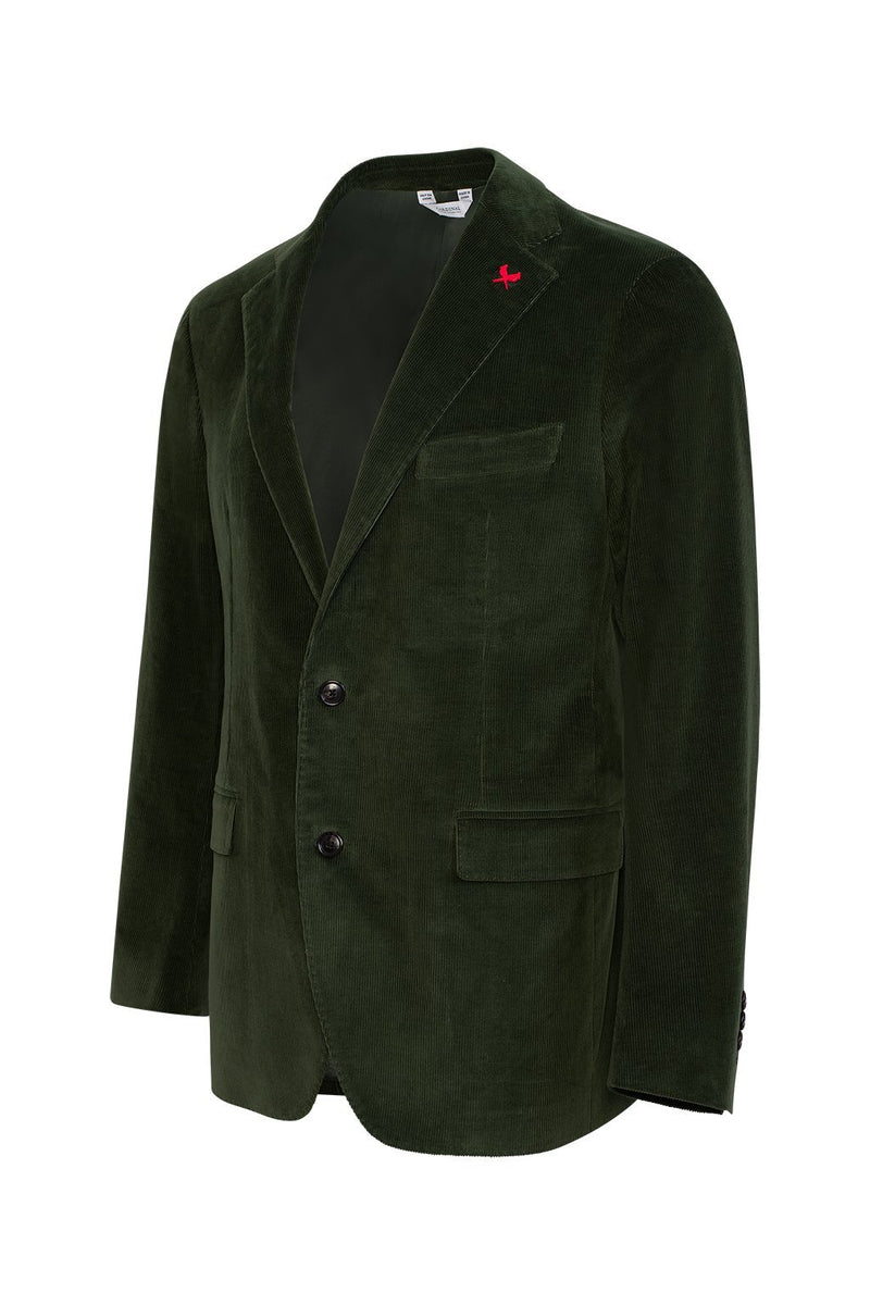 Olive Augustus Contemporary Fit Sport Coat - Cardinal of Canada-CA