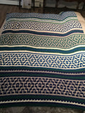 Mosaic Throw Blanket