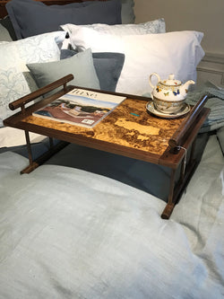 Handcrafted Bed Trays