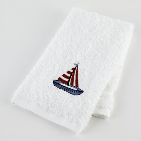 Sailboat Towels by Traditions Linens