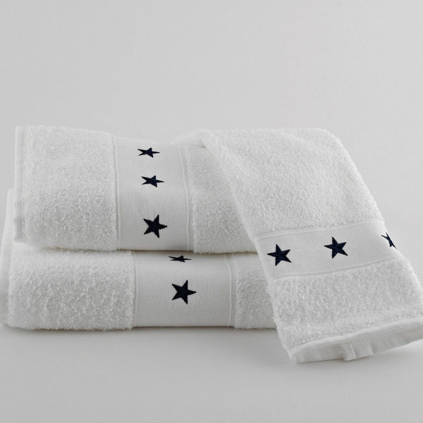 Stars Towels by Traditions Linens