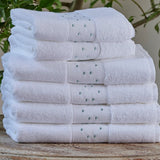 Swiss Dot Towels by Traditions Linens