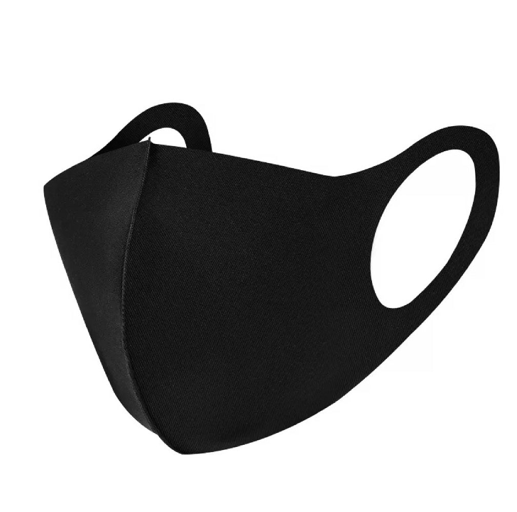 HERO-911 Blank Face Mask (Pack of 12)