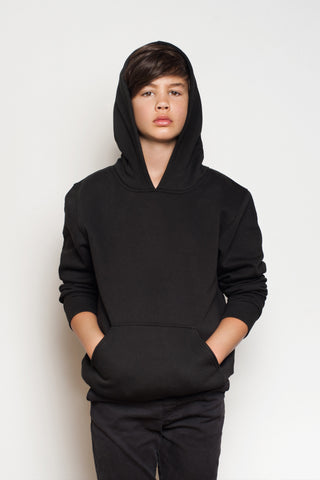 HERO-2020 Youth Hoodie - Black