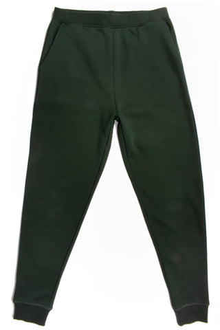 HERO-5020R Unisex Joggers - Forest Green (Relaxed Fit)