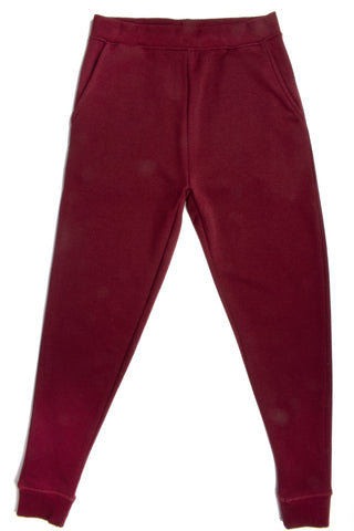 HERO-5020R Unisex Joggers - Maroon (Relaxed Fit)