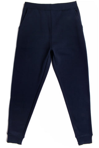 HERO-5020R Youth Joggers - Navy Blue (Relaxed Fit)