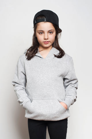 HERO-2020 Youth Hoodie - Sport Grey