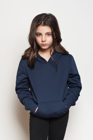 HERO-2020 Youth Hoodie - Navy Blue