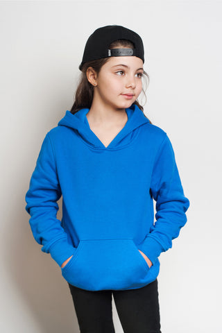 HERO-2020 Youth Hoodie - Royal Blue