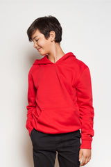HERO-2020 Youth Hoodie - Red