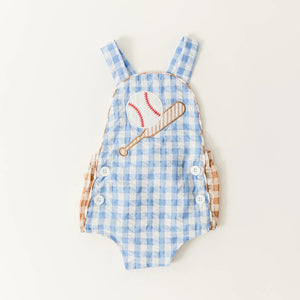 Baseball Sunsuit