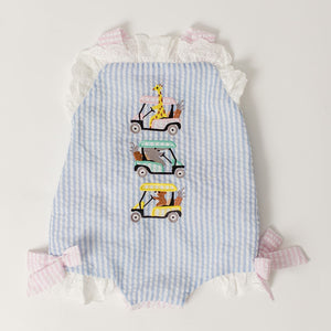 Girls Golf Sunsuit