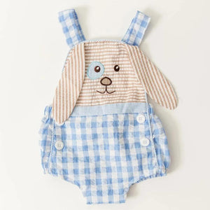Puppy Sunsuit