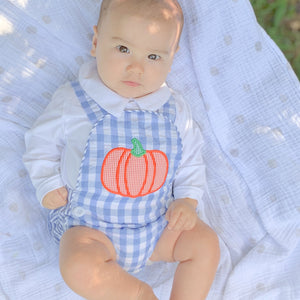 Blue Pumpkin Sunsuit