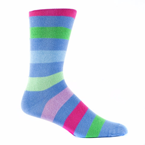 Fancy Hoop Sock