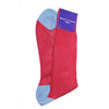 Heel/Toe Ribbed Dress Sock