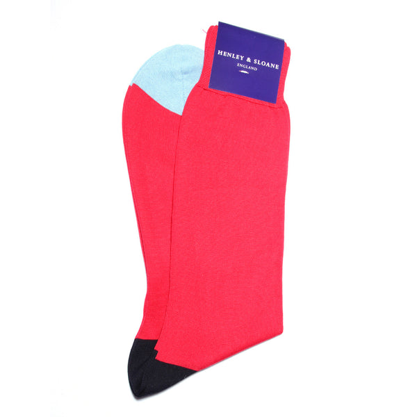 Heel/Toe Dress Sock