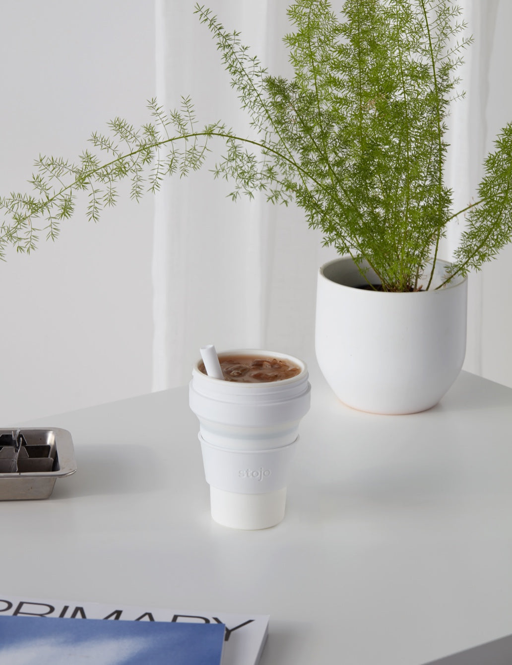 Stojo Uses the Safest Materials with its Cups, Lids, Straws, and Bottles