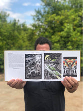 Load image into Gallery viewer, THE HOT ROD ART BOOK 'Masters of Chicken Scratch' coffee table book