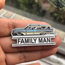 Load image into Gallery viewer, FAMILY MAN limited edition pin