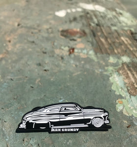 STREAMLINE '50 enamel pin