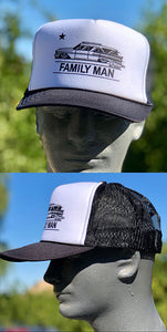FAMILY MAN trucker cap