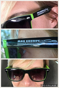 Max Grundy Design sunglasses