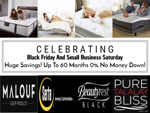 Black Friday Sale At Roanoke Mattress