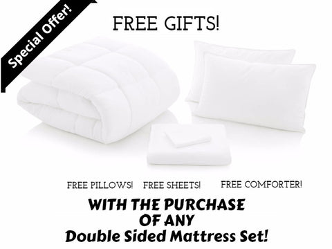 Bed In A Bag Giveaway At Roanoke Mattress