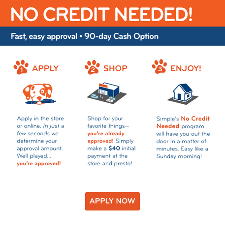 No credit Check Financing Available At Roanoke Mattress
