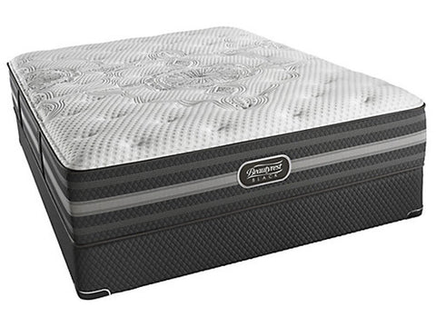 Simmons Beautyrest®‎Black Desiree Plush - Roanoke Mattress
