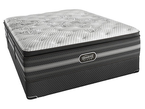 Simmons Beautyrest®‎Black Katarina Plush Pillow Top - Roanoke Mattress