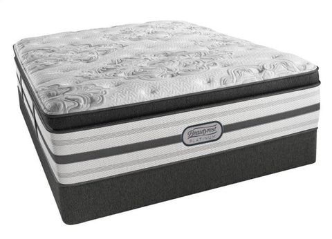 Simmons Beautyrest®‎Platinum Miriam Plush Pillow Top - Roanoke Mattress