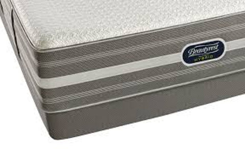Simmons Beautyrest®‎ Recharge Hybrid Edson Plush - Roanoke Mattress