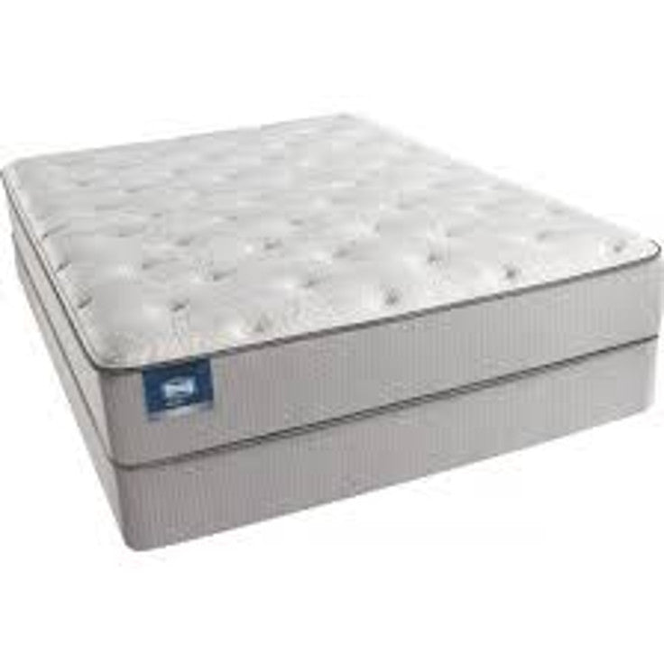 Twin Size Simmons Beautysleep Lily Grove Eurotop Roanoke Mattress