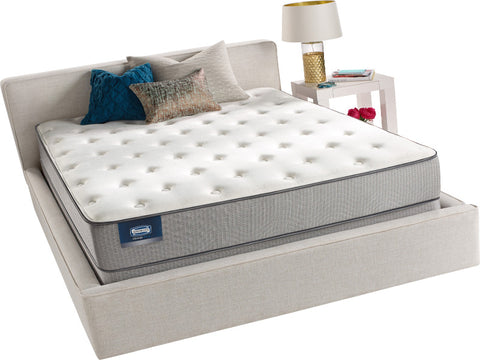 Twin Extra Long Size Simmons BeautySleep®‎Cote D'Azur Plush