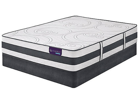 Serta® iComfort Philosopher Plush - Roanoke Mattress
