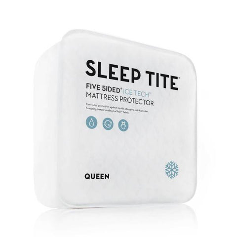 Malouf Five 5ided® Ice Tech™  Mattress Protector - Roanoke Mattress