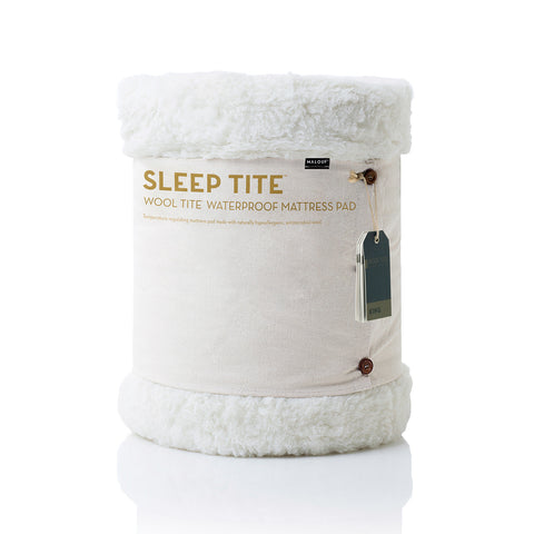 Malouf Wool Tite® Mattress Protector - Roanoke Mattress - 1