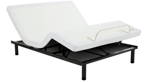 Serta® Motion Essentials™ II Adjustable Bed - Roanoke Mattress - 1