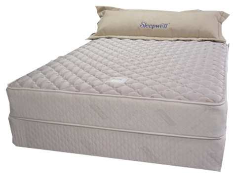 Sleepwell®Elite Queens Sleep Firm - Roanoke Mattress
