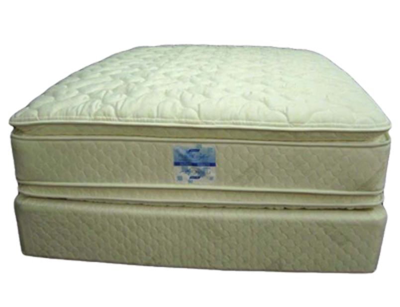 Twin Extra Long Size Sleepwell 174 Two Sided Brentwood Pillow