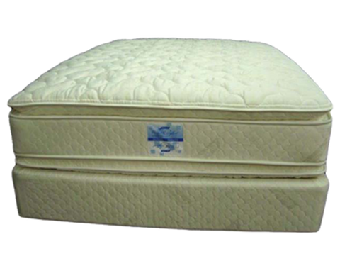 Sleepwell®Two Sided Brentwood Pillow Top - Roanoke Mattress