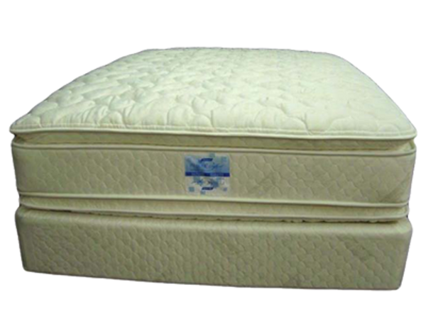 Serta Double Pillow Top King Mattress