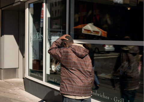 Paul Graham, 'New York' from a shimmer of possibility. © Paul Graham, image courtesy of MACK Books