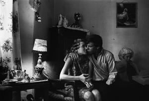 Danny Lyon: Memories of Myself with 'Inside Kathy's Apartment'